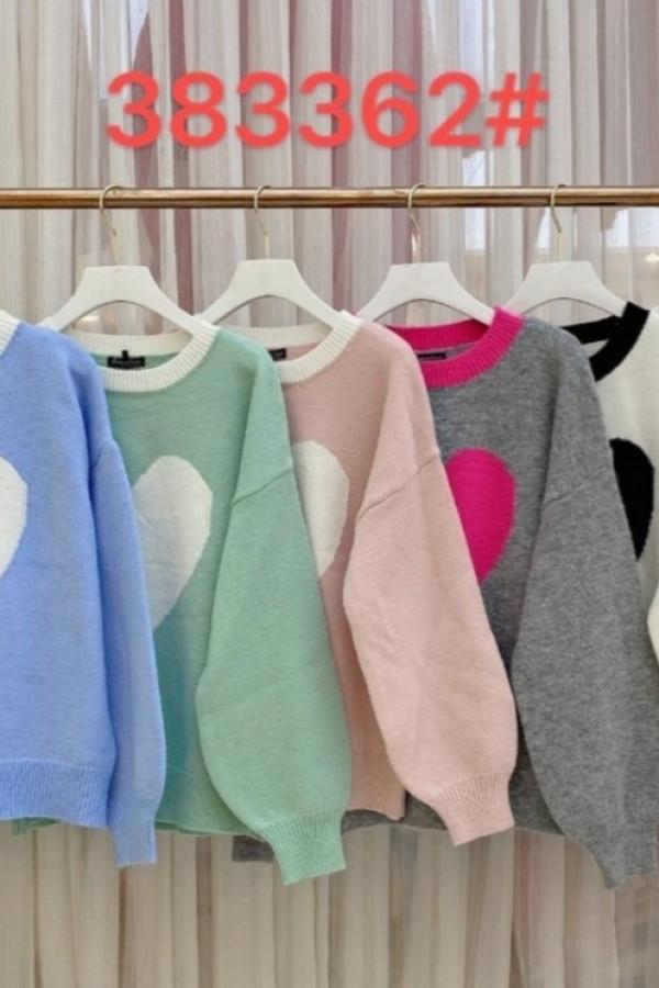 Sweter SERCE 21