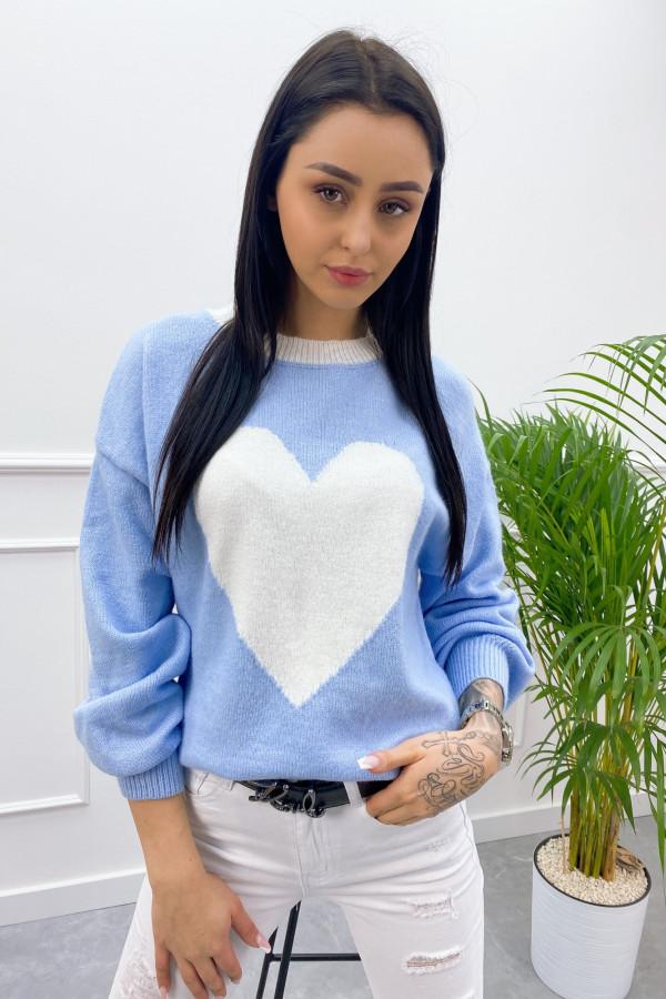Sweter SERCE 20