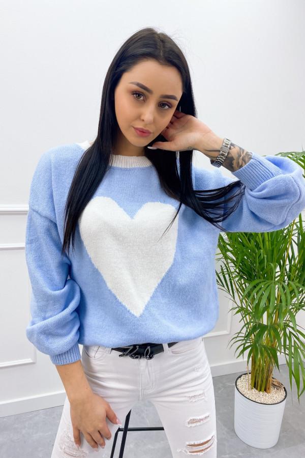 Sweter SERCE 19