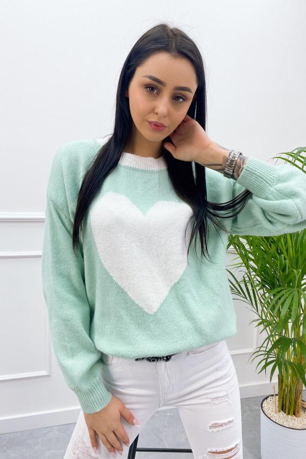 Sweter SERCE 16