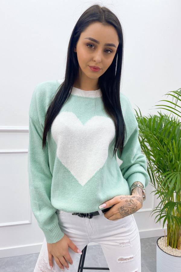 Sweter SERCE 15
