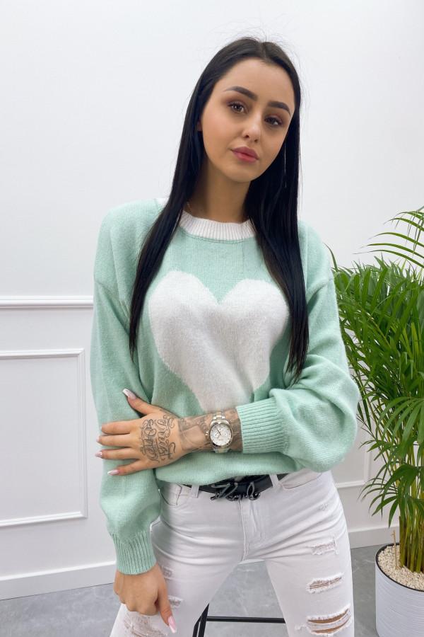 Sweter SERCE 1