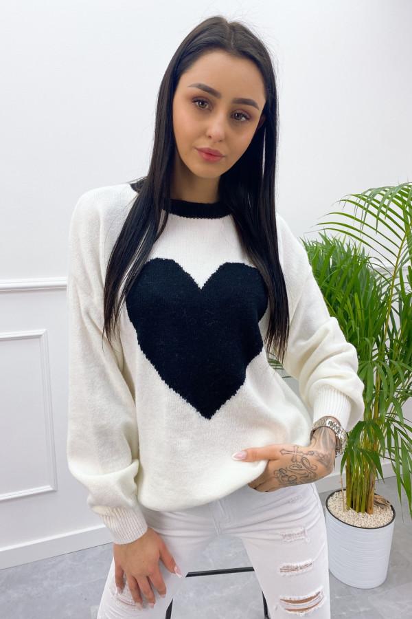 Sweter SERCE 12