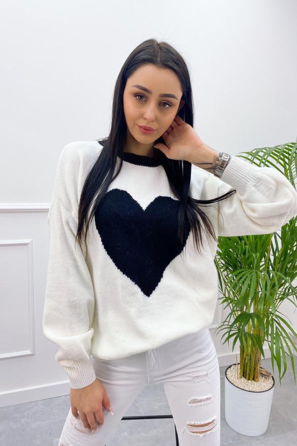 Sweter SERCE 11