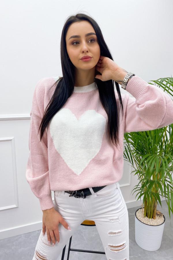 Sweter SERCE 5