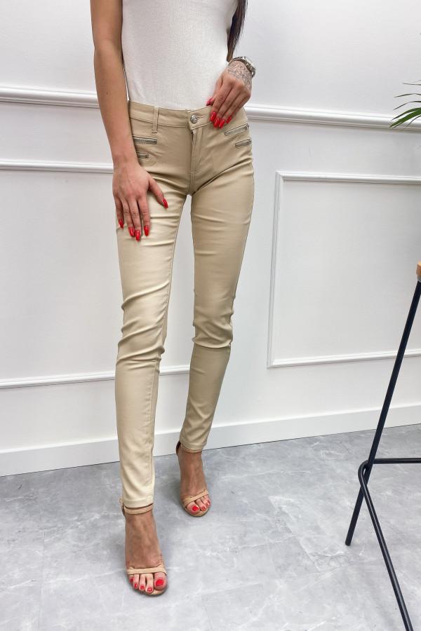 Spodnie woskowane CRAZY LOVER 2