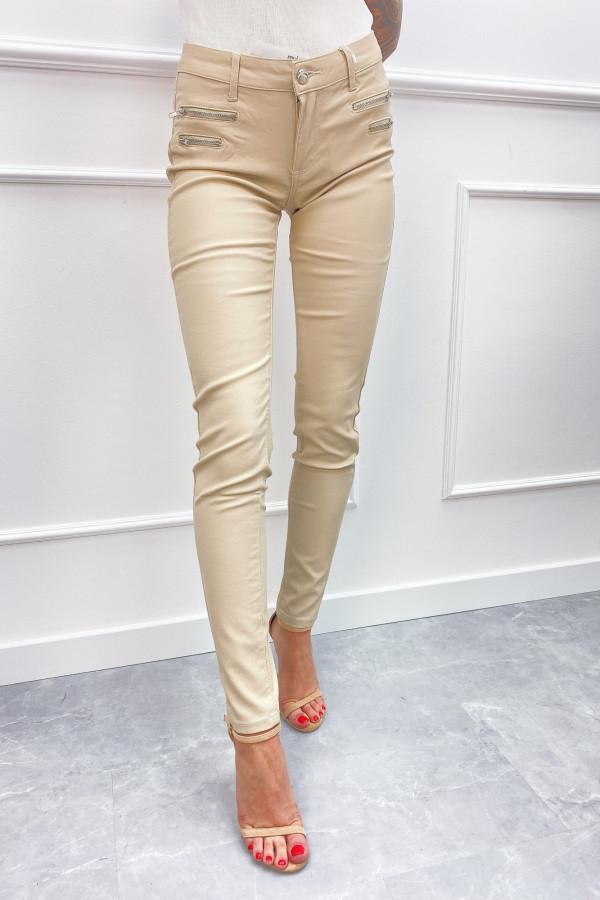 Spodnie woskowane CRAZY LOVER 3