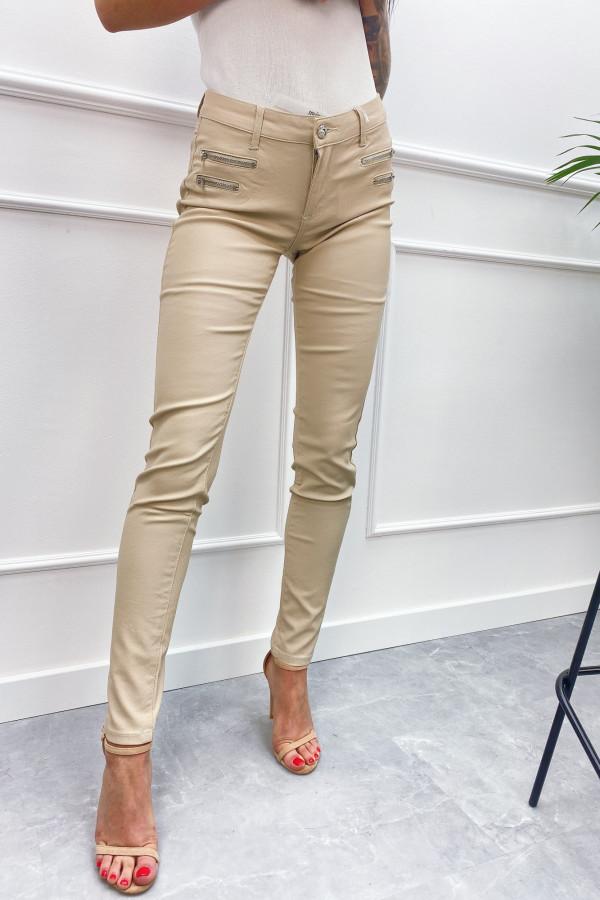Spodnie woskowane CRAZY LOVER 5