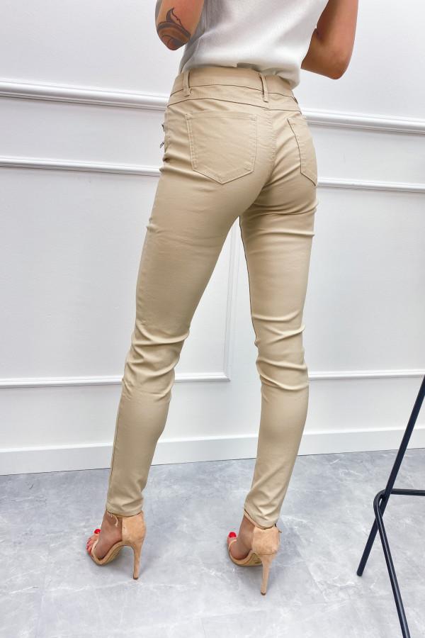 Spodnie woskowane CRAZY LOVER 6