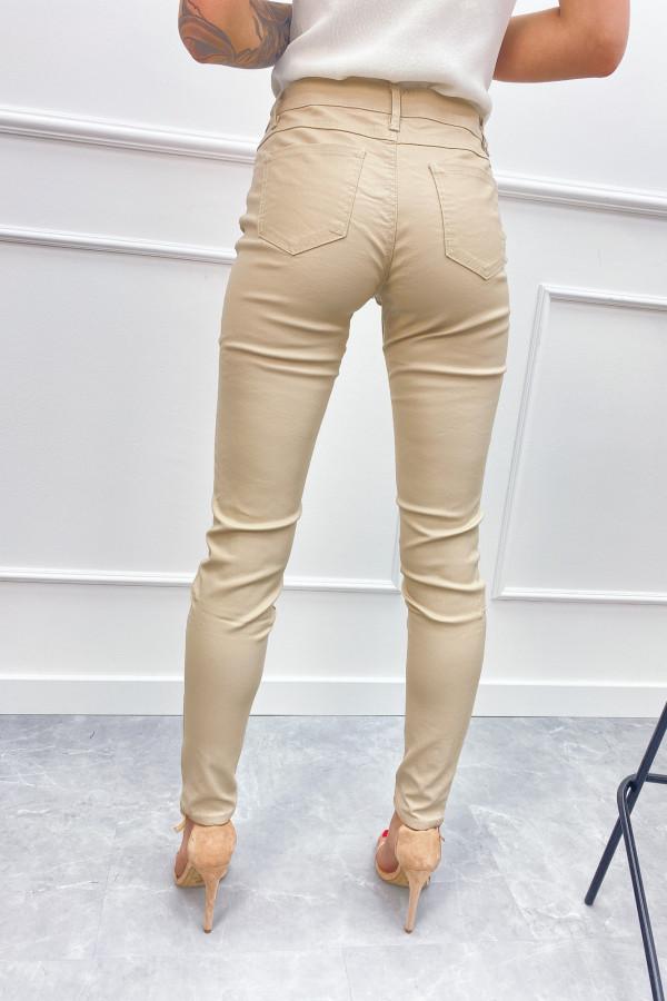 Spodnie woskowane CRAZY LOVER 7