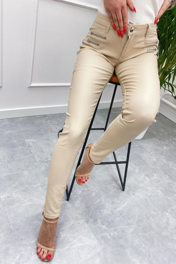 Spodnie woskowane CRAZY LOVER 8