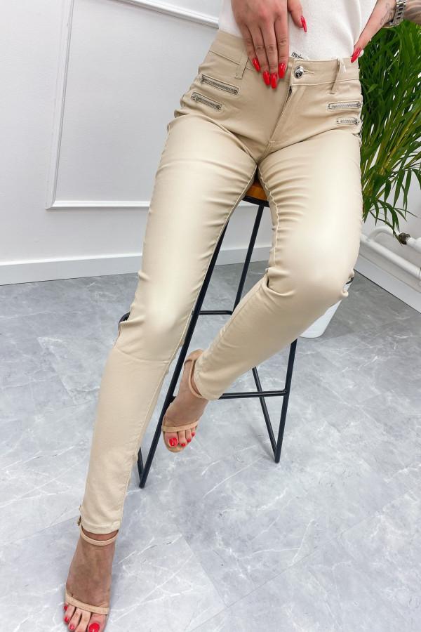 Spodnie woskowane CRAZY LOVER 9