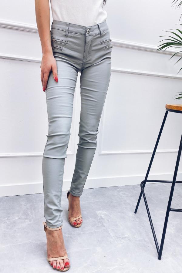 Spodnie woskowane CRAZY LOVER 11