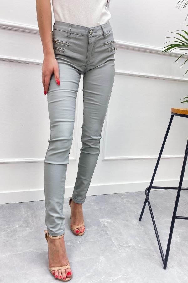 Spodnie woskowane CRAZY LOVER 12