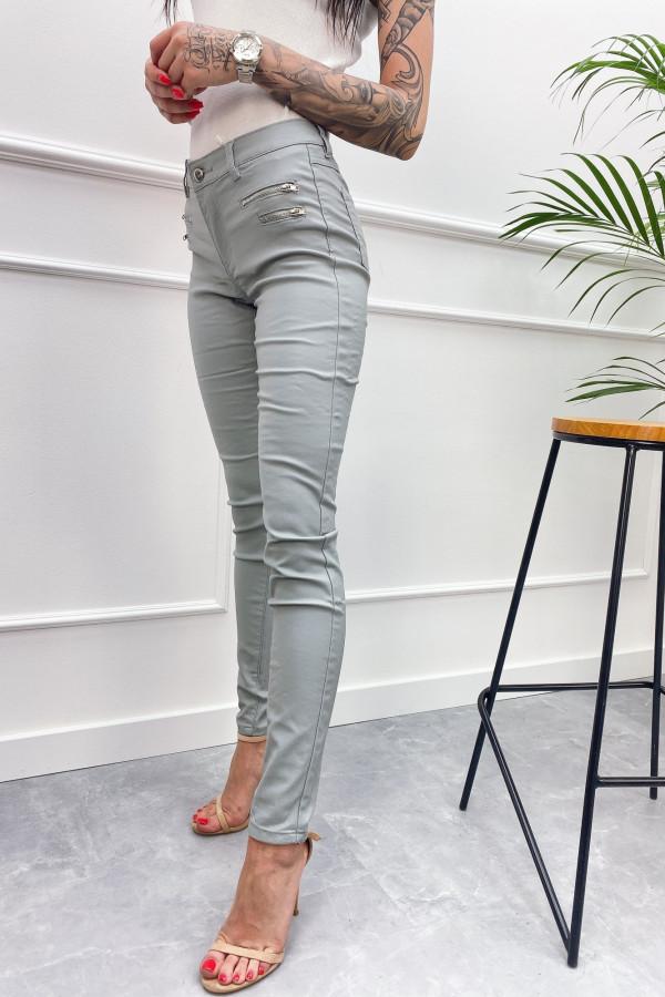Spodnie woskowane CRAZY LOVER 13