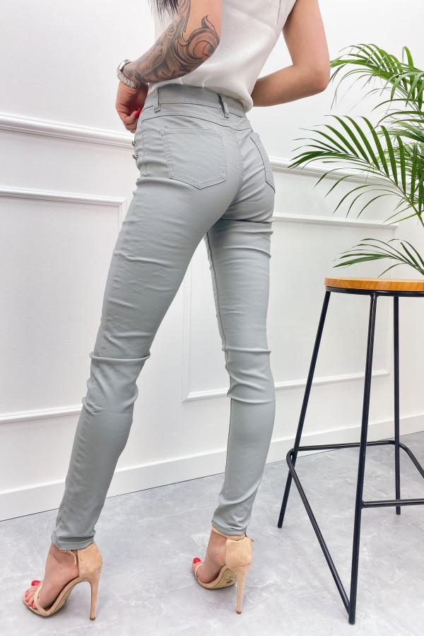 Spodnie woskowane CRAZY LOVER 14