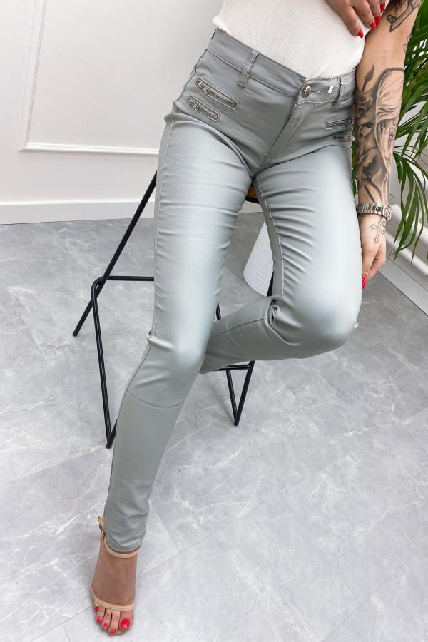 Spodnie woskowane CRAZY LOVER 16