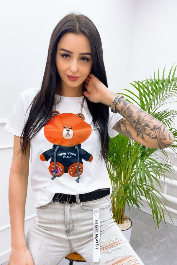 Tshirt MIŚ ORANGE 10