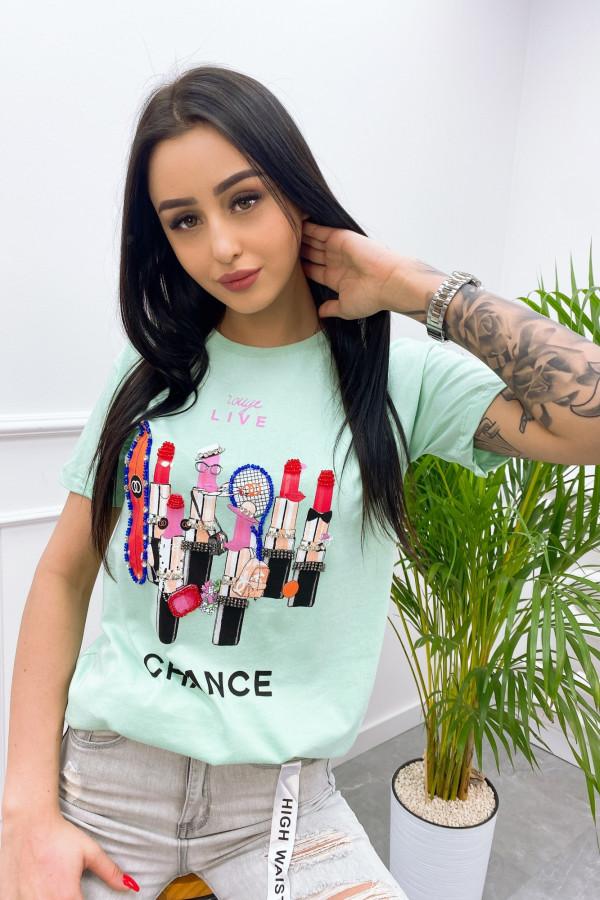 Tshirt CHANCE 2
