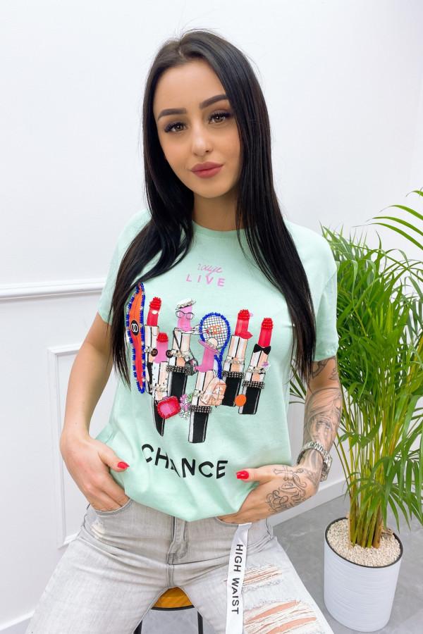 Tshirt CHANCE 4
