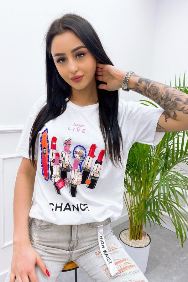 Tshirt CHANCE 10