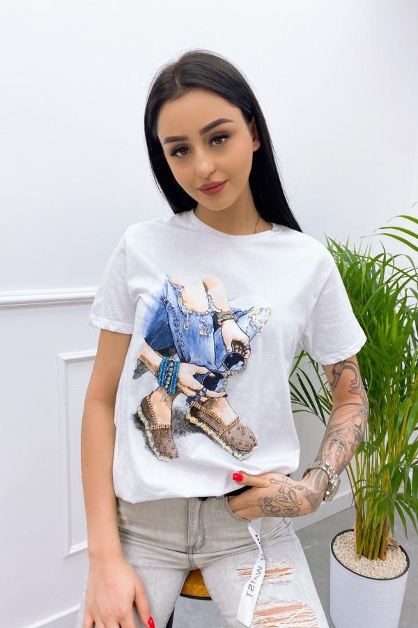 Tshirt SPODNIE 7
