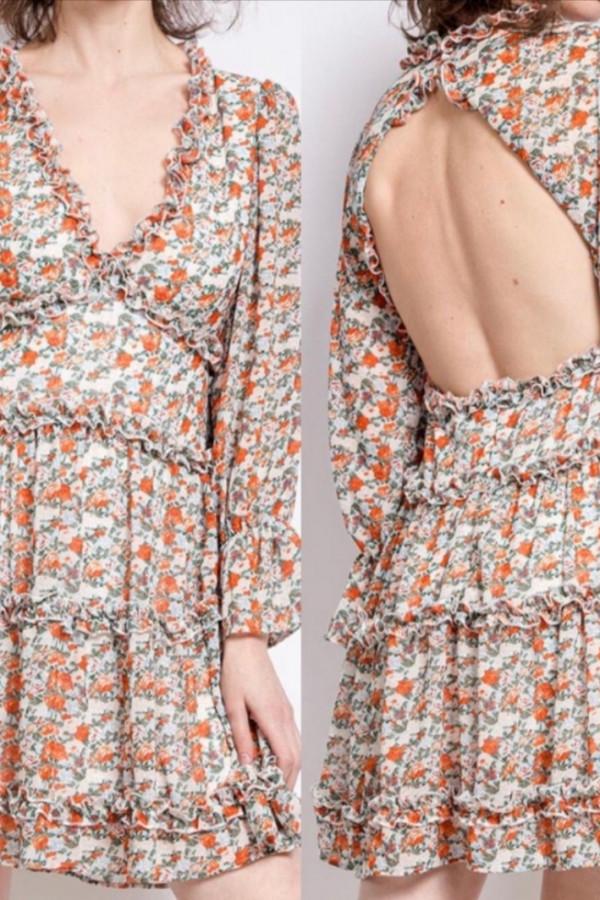 Sukienka MALWINA 3