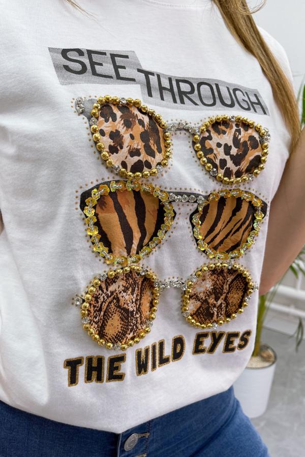 Tshirt SEE THROUGH 8