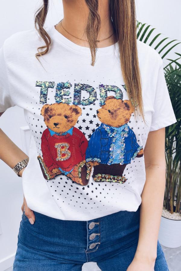 Tshirt TEDDY MEN 8