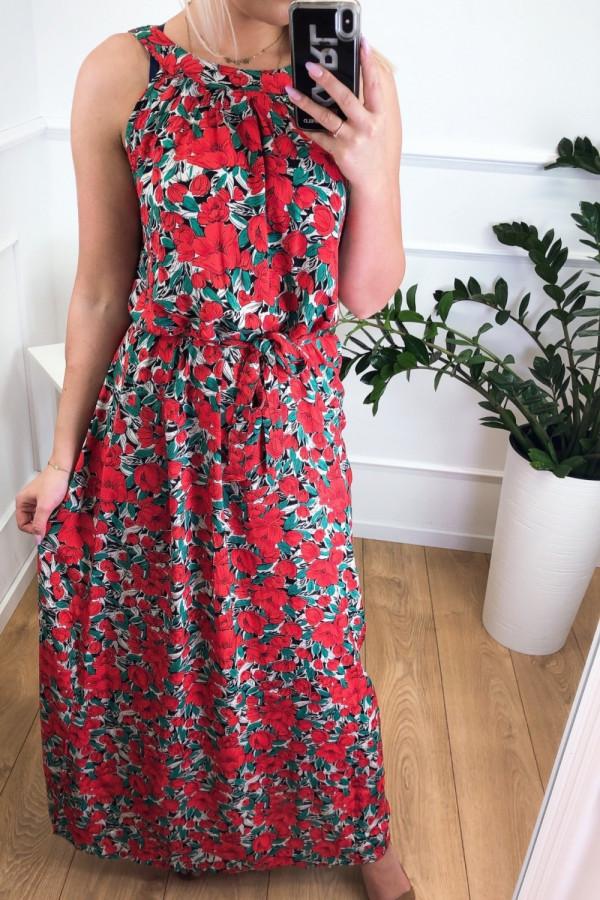 Sukienka MAKI Miss Sara Maxi 2
