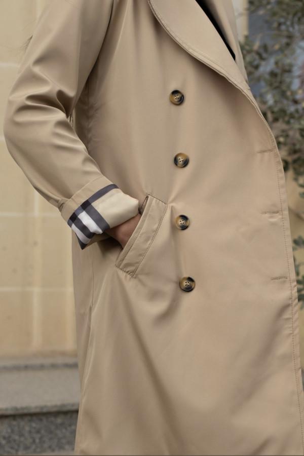 Płaszcz BURBAIN 3
