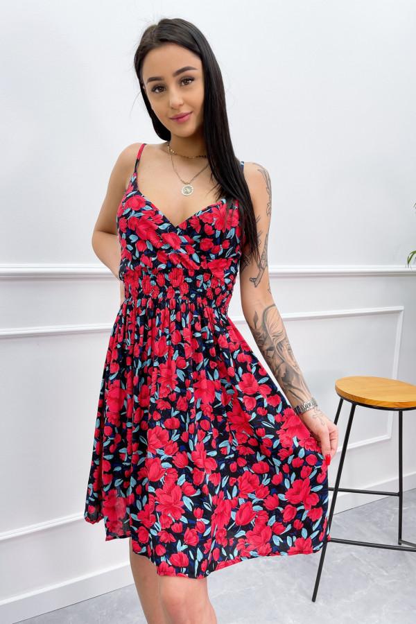 Sukienka MAKI Miss Sara Short 19
