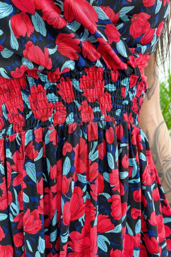 Sukienka MAKI Miss Sara Short 17