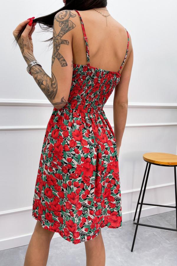 Sukienka MAKI Miss Sara Short 16