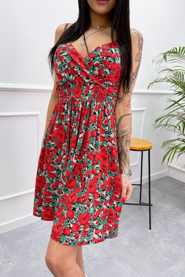 Sukienka MAKI Miss Sara Short 15