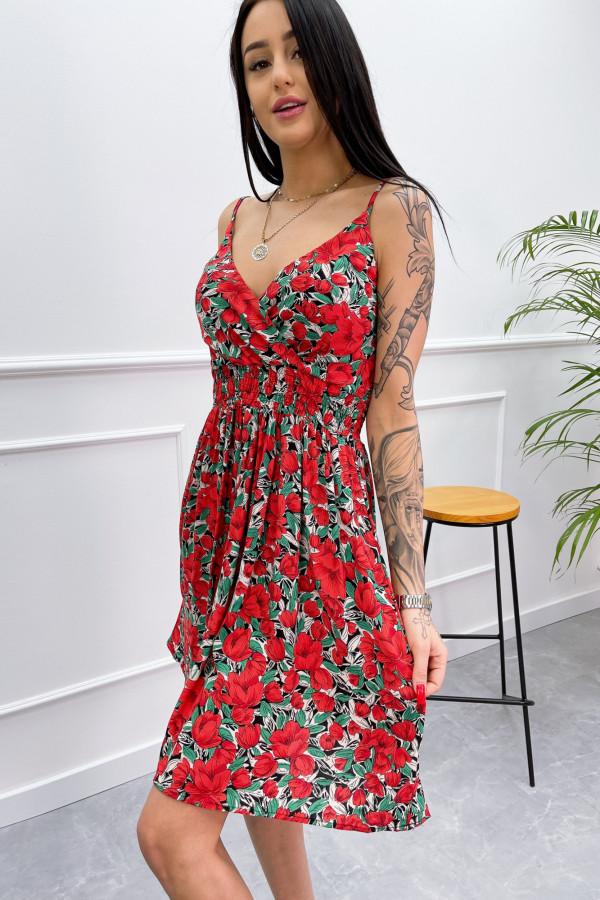 Sukienka MAKI Miss Sara Short 14
