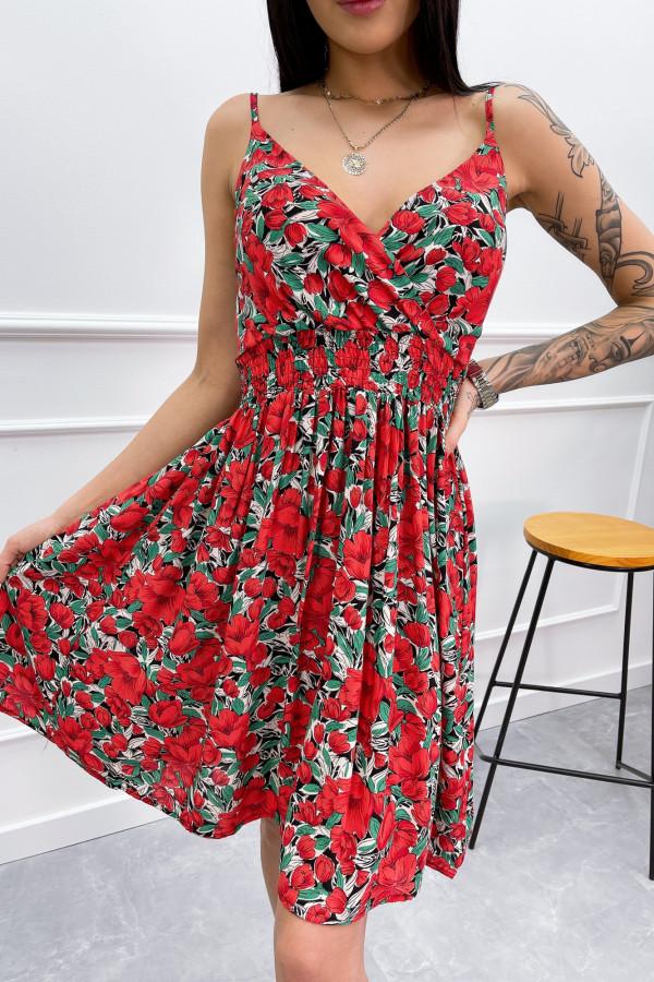 Sukienka MAKI Miss Sara Short 13