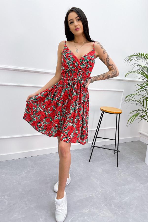 Sukienka MAKI Miss Sara Short 1