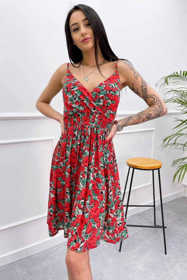 Sukienka MAKI Miss Sara Short 11
