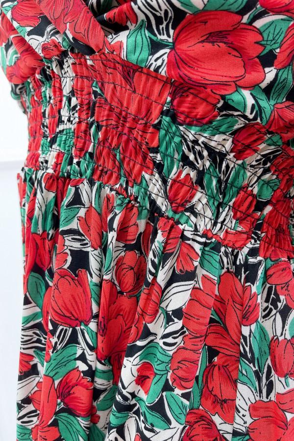 Sukienka MAKI Miss Sara Short 10