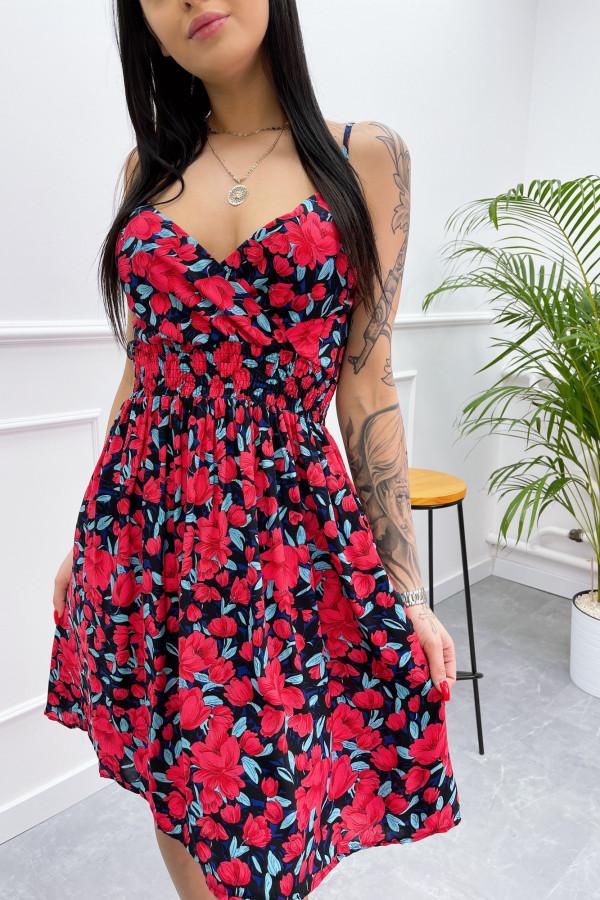 Sukienka MAKI Miss Sara Short 9