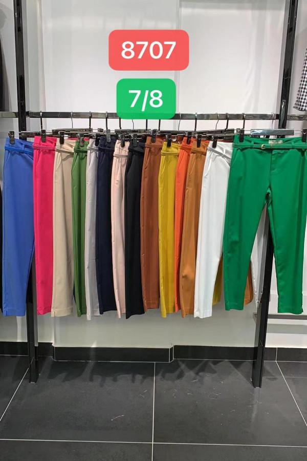 Spodnie 7/8 FLORA 4