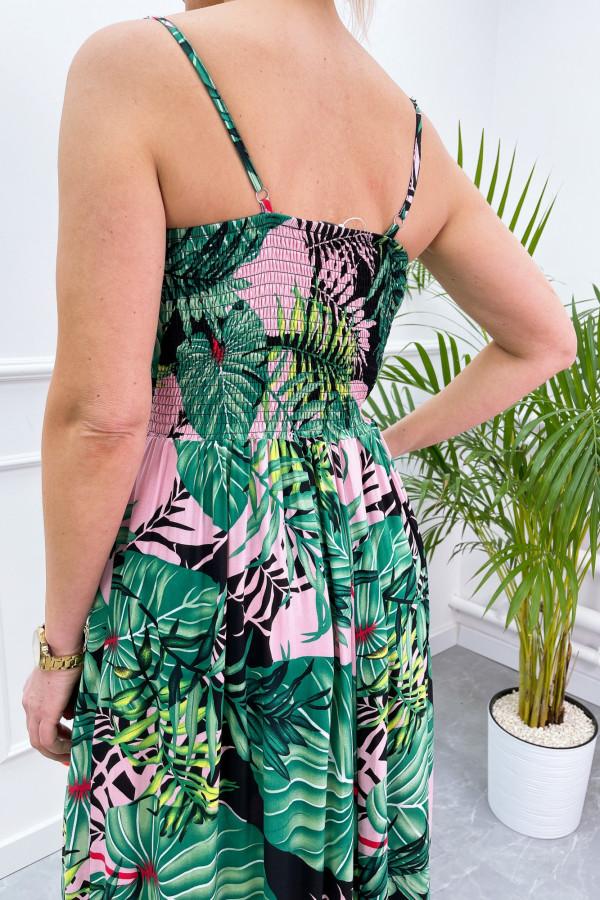 Sukienka LA PALMA Miss Sara Slim 10