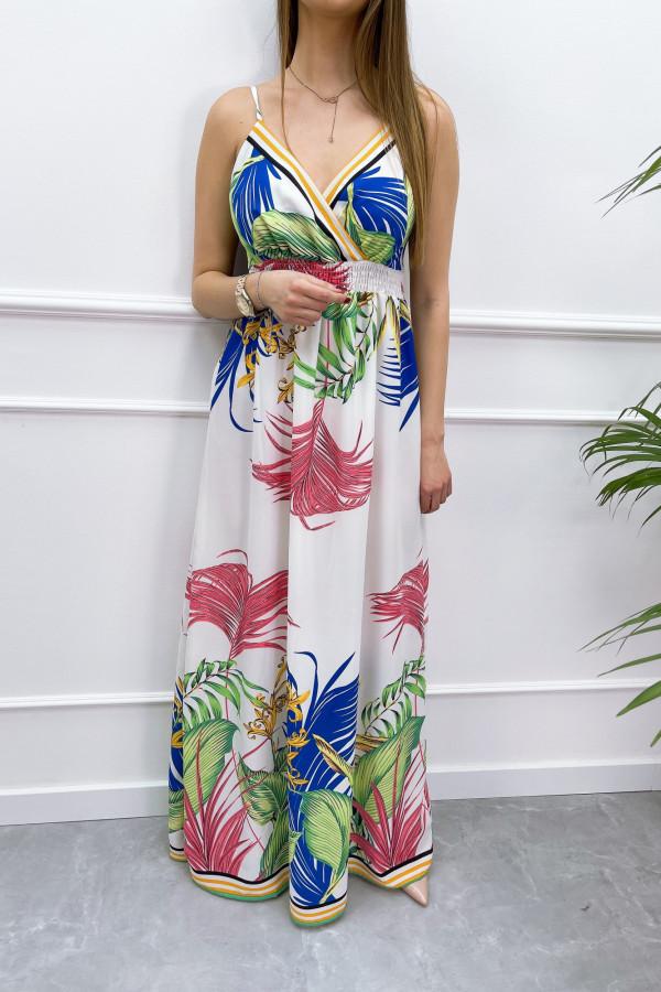 Sukienka HORTENSJA Miss Sara Slim 17