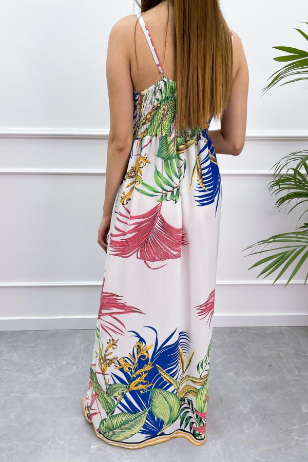 Sukienka HORTENSJA Miss Sara Slim 16