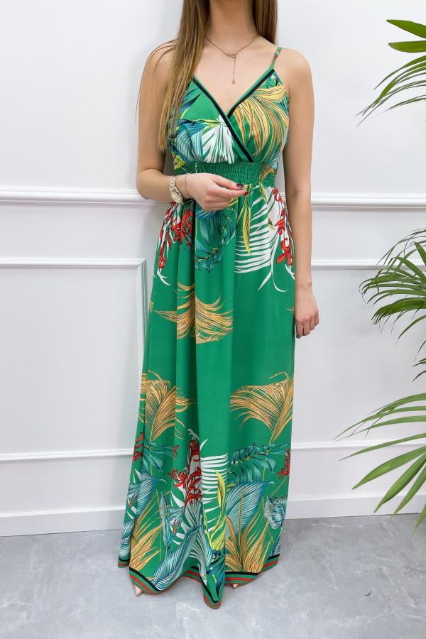 Sukienka HORTENSJA Miss Sara Slim 15