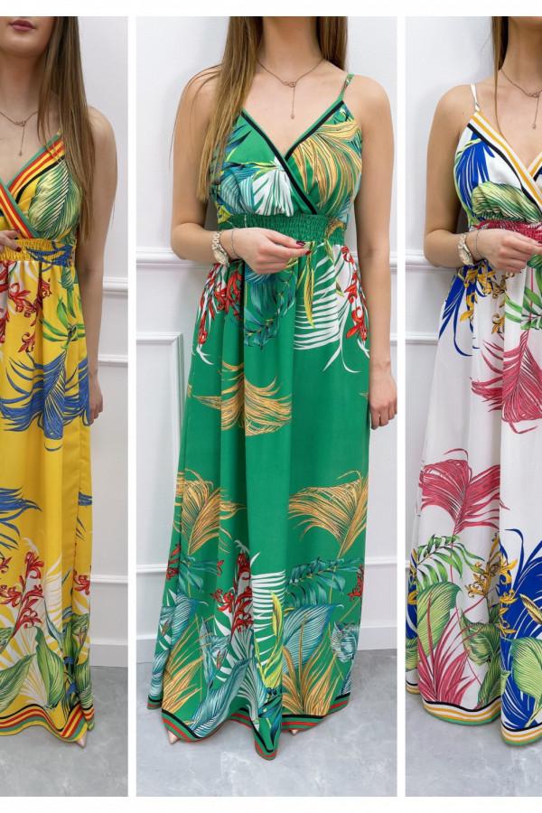 Sukienka HORTENSJA Miss Sara Slim 14