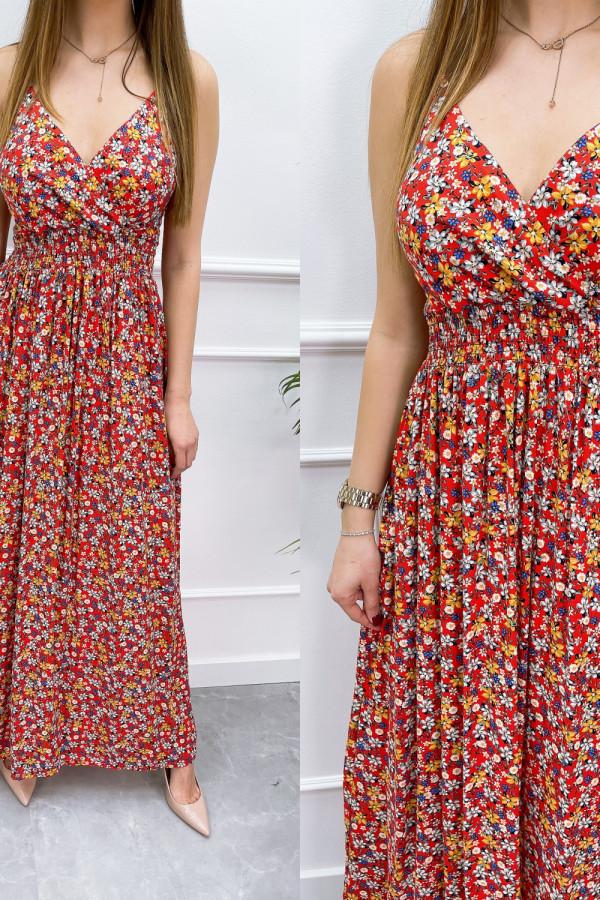 Sukienka ŁĄCZKA Miss Sara Slim 10