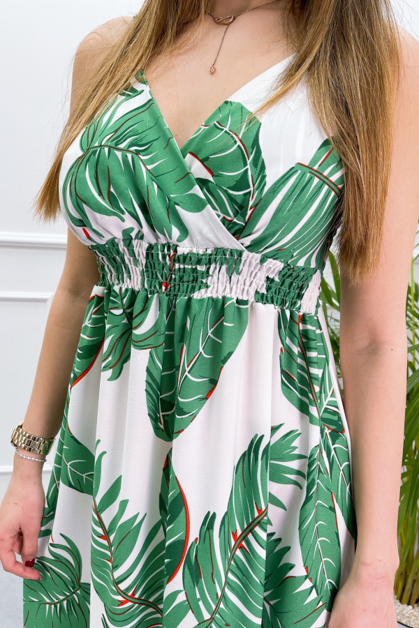 Sukienka FIKUS Miss Sara Slim 3