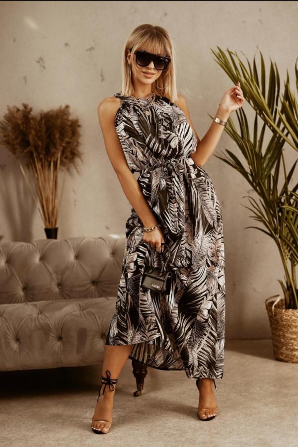 Sukienka INDONEZJA Miss Sara Maxi 6